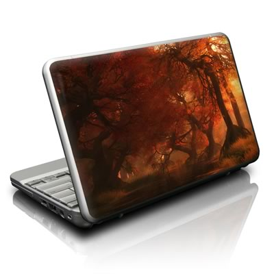 Netbook Skin - Canopy Creek Autumn