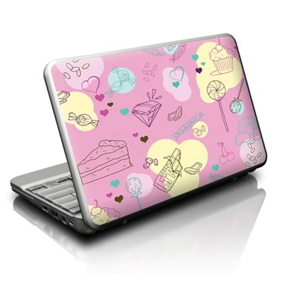 Netbook Skin - Pink Candy