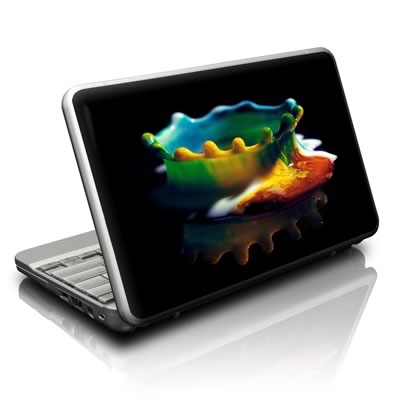 Netbook Skin - Colored Crown