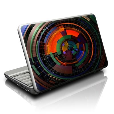 Netbook Skin - Color Wheel