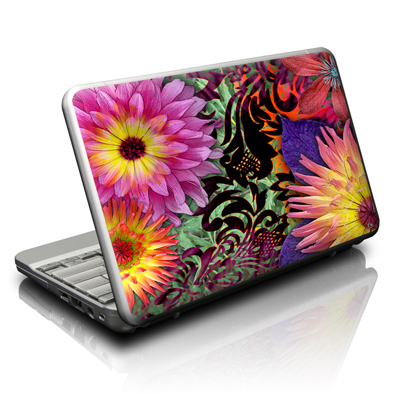 Netbook Skin - Cosmic Damask