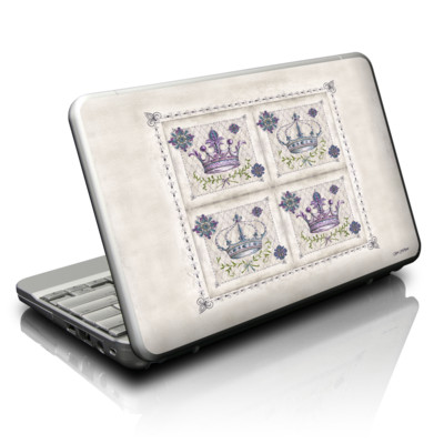 Netbook Skin - Purple Crown