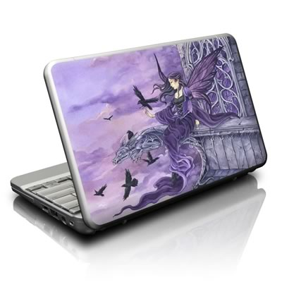 Netbook Skin - Dark Wings
