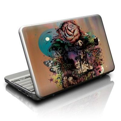 Netbook Skin - Doom and Bloom