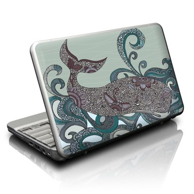 Netbook Skin - Deep Blue Me