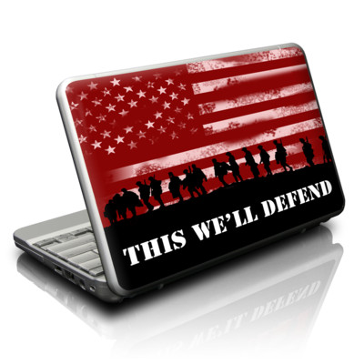 Netbook Skin - Defend