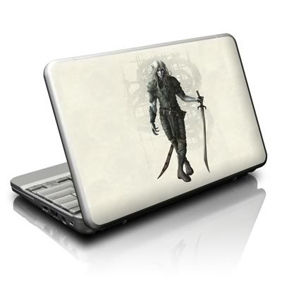 Netbook Skin - Dark Elf