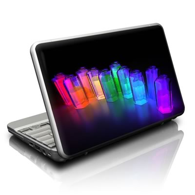 Netbook Skin - Dispersion