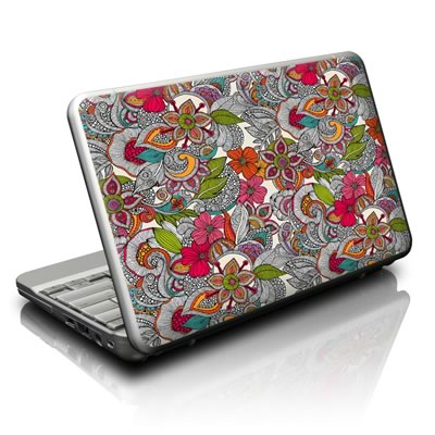 Netbook Skin - Doodles Color