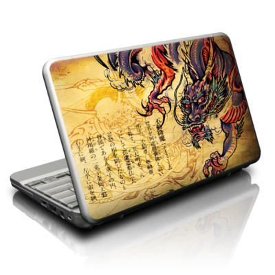 Netbook Skin - Dragon Legend