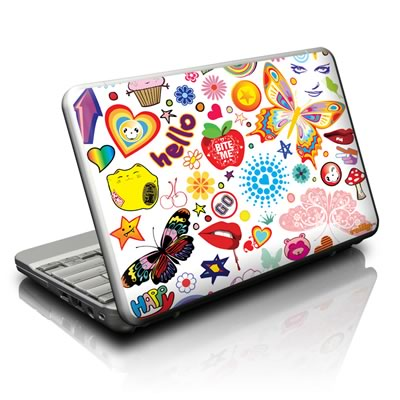 Netbook Skin - Eye Candy