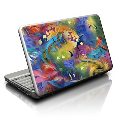 Netbook Skin - Fascination