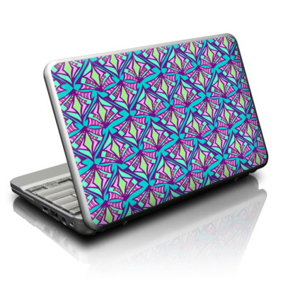 Netbook Skin - Fly Away Teal
