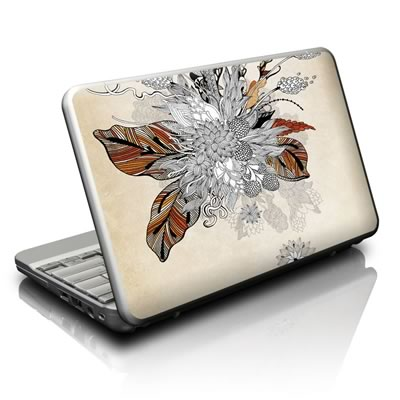 Netbook Skin - Fall Floral