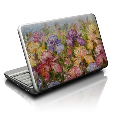 Netbook Skin - Field Of Irises