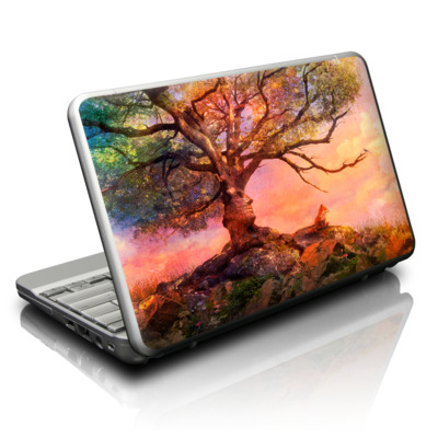 Netbook Skin - Fox Sunset