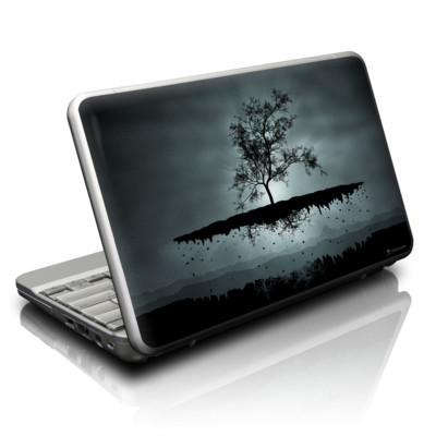 Netbook Skin - Flying Tree Black