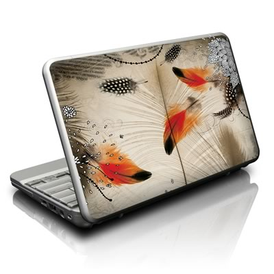 Netbook Skin - Feather Dance