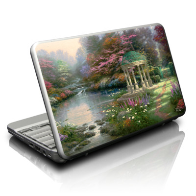 Netbook Skin - Garden Of Prayer