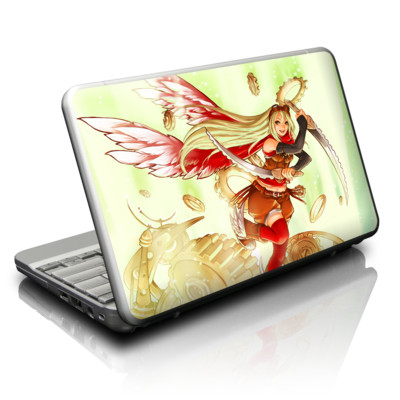 Netbook Skin - Gear Thief