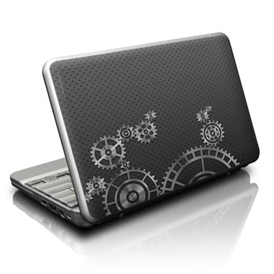 Netbook Skin - Gear Wheel