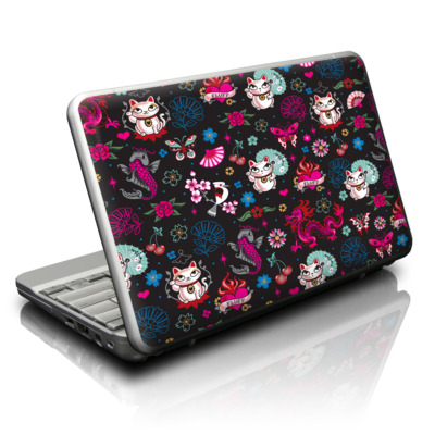 Netbook Skin - Geisha Kitty