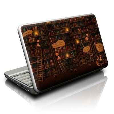 Netbook Skin - Google Data Center