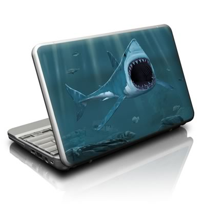 Netbook Skin - Great White