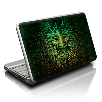 Netbook Skin - Greenman