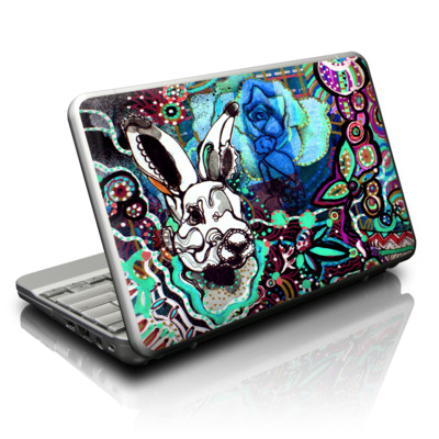 Netbook Skin - The Hare