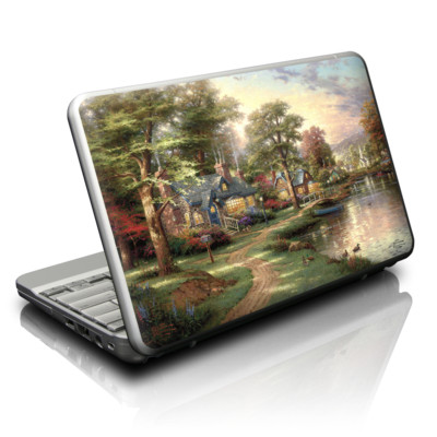 Netbook Skin - Hometown Lake
