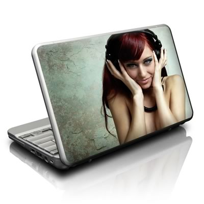 Netbook Skin - Headphones