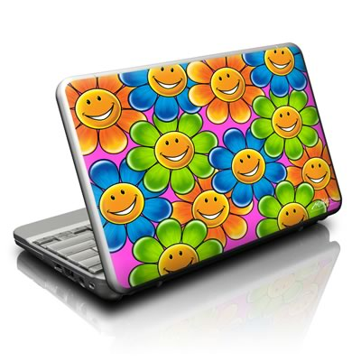 Netbook Skin - Happy Daisies