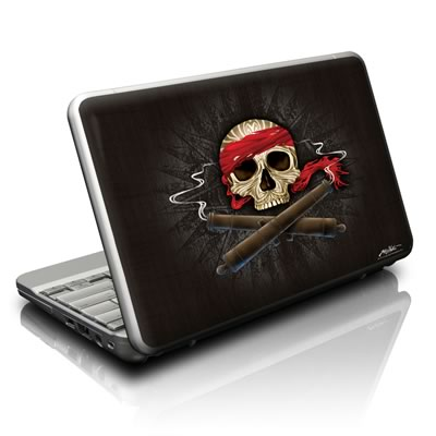Netbook Skin - High Seas Drifter