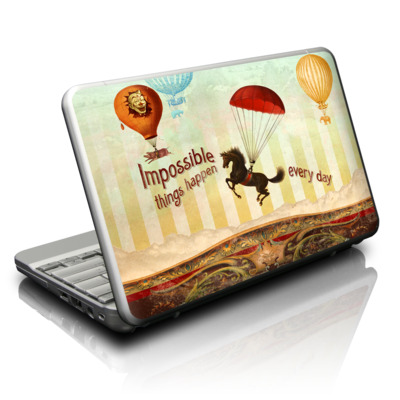 Netbook Skin - Impossible