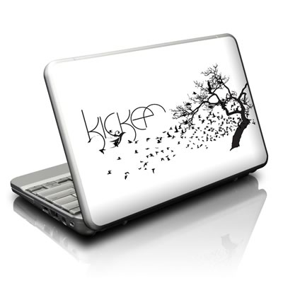 Netbook Skin - KICKER Birds