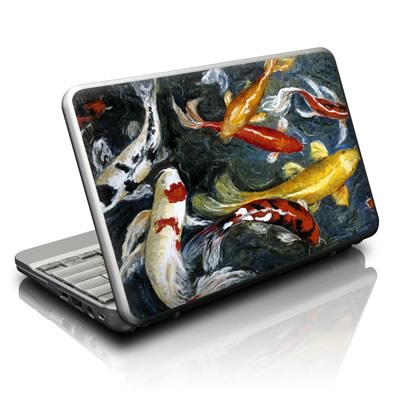Netbook Skin - Koi's Happiness
