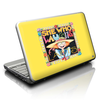 Netbook Skin - She Who Laughs