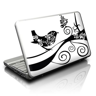 Netbook Skin - Little Curly