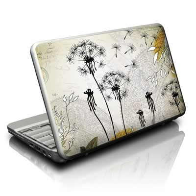 Netbook Skin - Little Dandelion