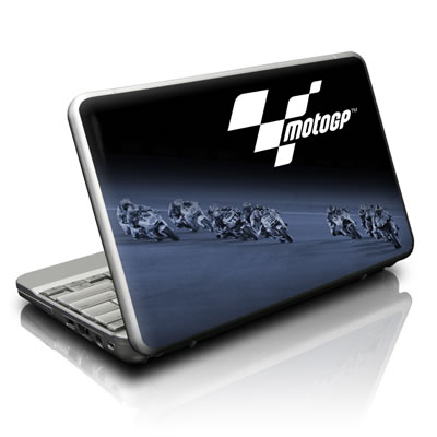 Netbook Skin - Leaning