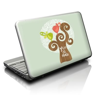 Netbook Skin - Two Little Birds