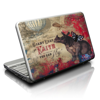 Netbook Skin - Leap Of Faith
