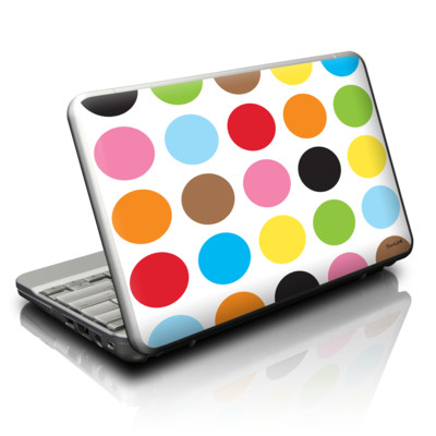 Netbook Skin - Multidot