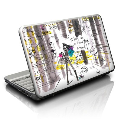 Netbook Skin - My New York Mood