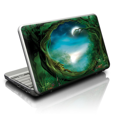 Netbook Skin - Moon Tree