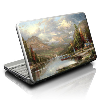 Netbook Skin - Mountain Majesty