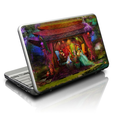 Netbook Skin - A Mad Tea Party