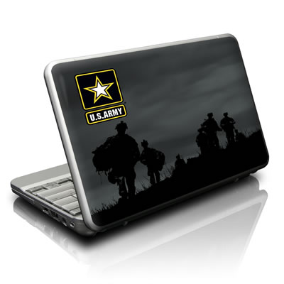 Netbook Skin - Night Action