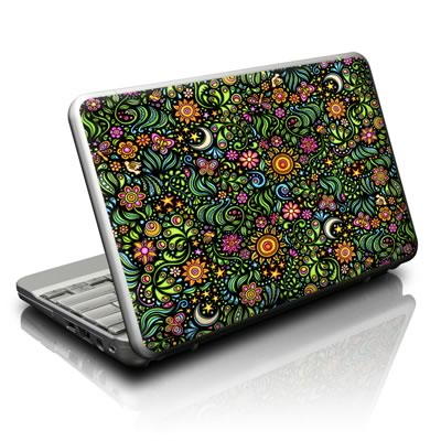 Netbook Skin - Nature Ditzy